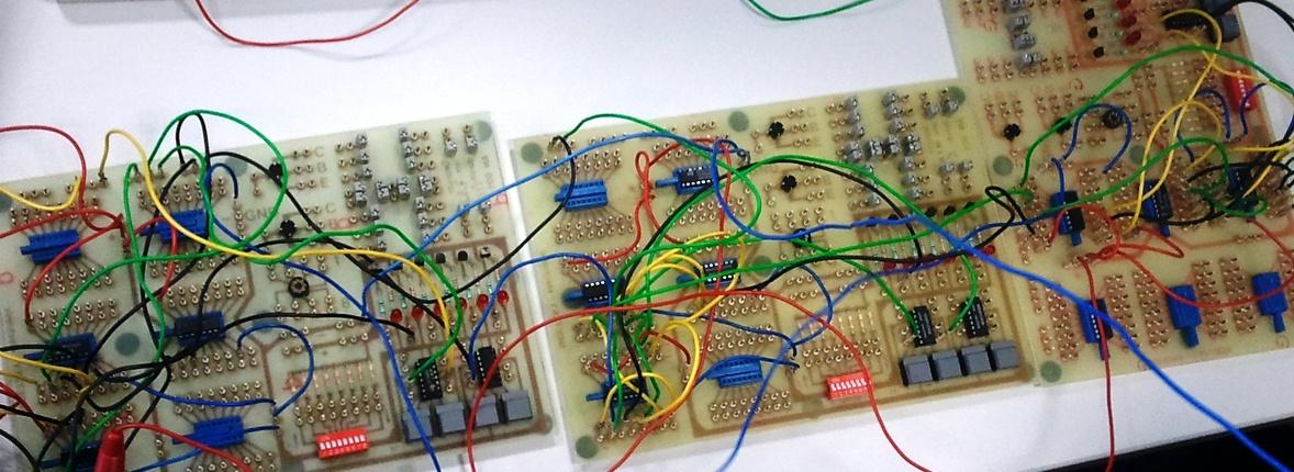 elektronische Schaltungen im Unterricht